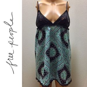 Free People Lace camisole